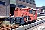 Gmeinder 4816 - Reederei Schwaben 22.06.1998 - Stuttgart-Hafen, Reederei SchwabenFrank Glaubitz