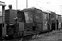 """Gmeinder 4817 - DB """"322 631-3"""" 26.07.1982 - Kornwestheim, BahnbetriebswerkStefan Motz"""
