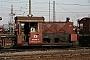 """Gmeinder 4817 - DB """"322 631-3"""" 06.04.1982 - Kornwestheim, BahnbetriebswerkJulius Kaiser"""