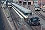"""Gmeinder 4830 - DB """"382 001-6"""" 27.04.1987 - Hamburg-Ohlsdorf, BahnbetriebswerkUlrich Völz"""
