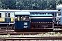 """Gmeinder 4830 - DB """"382 001-6"""" 30.04.1984 - Hamburg-Ohlsdorf, BahnbetriebswerkErnst Lauer"""
