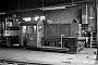 """Gmeinder 4852 - DB """"323 530-6"""" __.08.1981 - Husum, BahnbetriebswerkBurkhard Beyer"""
