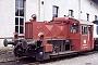 """Gmeinder 4862 - DB """"323 541-3"""" 25.07.1982 - Augsburg, BahnbetriebswerkRolf Köstner"""