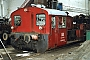 """Gmeinder 4863 - DB AG Gerät """"721.05.000.4"""" 10.01.1996 - Bremen, AusbesserungswerkRalf Breitenfeld"""
