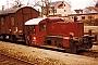 """Gmeinder 4863 - DB """"323 541-3"""" 02.04.1973 - SendenHarald Belz"""