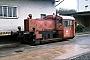 """Gmeinder 4863 - DB """"323 541-3"""" 11.04.1985 - Trier, BahnbetriebswerkBenedikt Dohmen"""