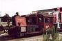 """Gmeinder 4871 - DB Cargo """"323 549-6"""" 09.07.2001 - Kornwestheim, BahnbetriebswerkAndreas Böttger"""