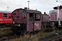 """Gmeinder 4871 - DB Cargo """"323 549-6"""" 31.08.2003 - Kornwestheim, BahnbetriebswerkMario D."""