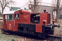 "Gmeinder 4872 - DB AG ""323 550-4"" 30.03.1996 - Limburg, BahnbetriebswerkAndreas Kabelitz"