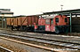 "Gmeinder 4874 - DB ""323 552-0"" 08.07.1987 - Regensburg, BahnbetriebswerkDietmar Stresow"