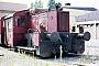 """Gmeinder 4875 - DB """"323 553-8"""" 01.08.1983 - Kaiserslautern, BahnbetriebswerkFrank Glaubitz"""