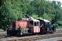 Gmeinder 4877 - Unirail 09.07.2007 - Bad Bentheim, BahnhofWillem Eggers