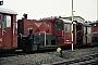 """Gmeinder 4881 - DB """"323 571-0"""" 09.04.1986 - Bremen, AusbesserungswerkNorbert Lippek"""