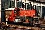 """Gmeinder 4889 - DB """"323 576-9"""" 25.05.1990 - Göttingen, BahnbetriebswerkAndreas Kabelitz"""