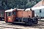 """Gmeinder 4895 - EFSK """"04"""" 15.08.1998 - Treysa, BahnbetriebswerkAndreas Böttger"""