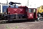 """Gmeinder 4900 - DB AG """"323 587-6"""" 14.05.1995 - Köln, Bahnbetriebswerk Köln-DeutzerfeldWerner Brutzer"""