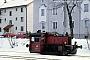 """Gmeinder 4974 - DB """"323 591-8"""" 26.02.1985 - ImmenstadtStefan Motz"""