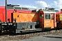 "Gmeinder 4975 - PSI ""Lok 1"" 01.09.2002 - Osnabrück, BahnbetriebswerkBernd Piplack"