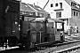 """Gmeinder 4977 - DB """"Köf 6277"""" __.__.1966 - Derschlag, BahnhofAxel Johanßen"""