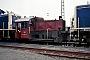 """Gmeinder 4977 - DB """"323 594-2"""" 08.07.1987 - Bremen, AusbesserungswerkNorbert Lippek"""