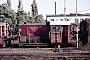 """Gmeinder 4977 - DB """"323 594-2"""" 14.10.1987 - Bremen, AusbesserungswerkNorbert Lippek"""