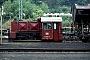 """Gmeinder 4980 - DB """"323 597-5"""" 30.09.1982 - SinnWerner Brutzer"""