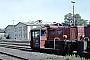 """Gmeinder 4984 - DB """"323 600-7"""" 08.06.1983 - Bremen, AusbesserungswerkNorbert Lippek"""