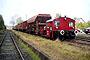 """Gmeinder 4986 - Privat """"323 602-3"""" __.__.200x - Hahn-Wehen, BahnhofWolfgang Rotzler"""