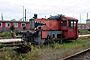 """Gmeinder 4994 - DB Fahrzeuginstandhaltung """"Wal-di 1"""" 26.09.2004 - Limburg, AusbesserungswerkKarl Arne Richter"""