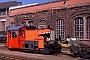 """Gmeinder 4994 - DB """"Wal-di 1"""" __.__.19xx - Limburg, AusbesserungswerkPeter Große (Archiv Frank Glaubitz)"""