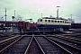 """Gmeinder 4995 - DB """"323 607-2"""" 22.04.1987 - Nürnberg, BahnbetriebswerkFrank Glaubitz"""