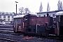 """Gmeinder 4997 - DB """"323 609-8"""" 08.02.1984 - Bremen, AusbesserungswerkNorbert Lippek"""
