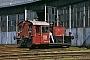 """Gmeinder 5006 - DB AG """"323 617-1"""" __.04.1999 - Krefeld, BahnbetriebswerkRolf Alberts"""