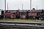 """Gmeinder 5010 - DB """"323 625-4"""" 25.07.1989 - Mühldorf, BahnbetriebswerkNorbert Lippek"""