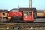 """Gmeinder 5015 - DB """"323 627-0"""" 14.04.1984 - BruchsalWerner Brutzer"""