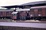 """Gmeinder 5022 - DB """"323 634-6"""" __.__.198x - Siegburg, BahnhofMarkus Pleuger"""