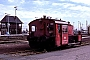"""Gmeinder 5023 - DB """"323 635-3"""" 14.05.1983 - KarlsruheWerner Brutzer"""