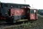 """Gmeinder 5025 - DB """"323 637-9"""" __.08.1989 - Gelsenkirchen-Bismarck, BahnbetriebswerkRolf Alberts"""