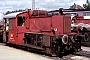 "Gmeinder 5027 - DB ""323 639-5"" 30.08.1987 - Osnabrück, Bahnbetriebswerk HauptbahnhofRolf Köstner"
