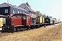 "Gmeinder 5038 - DB ""329 502-9"" 22.07.1983 - Wangerooge, BahnhofRolf Köstner"