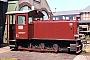 """Gmeinder 5039 - DB """"329 503-7"""" 22.07.1983 - Wangerooge, BahnbetriebswerkRolf Köstner"""