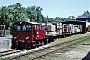 """Gmeinder 5039 - DB """"329 503-7"""" 21.06.1983 - Wangerooge, GüterbahnhofNorbert Lippek"""