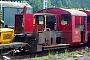"""Gmeinder 5056 - DB """"322 514-1"""" 12.08.1981 - Bremen, AusbesserungswerkNorbert Schmitz"""
