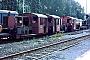 """Gmeinder 5056 - DB """"322 514-1"""" 12.08.1981 - Bremen, AusbesserungswerkFrank Glaubitz"""