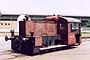 """Gmeinder 5058 - SWK """"376"""" 02.06.2003 - Karlsruhe-Rheinhafen, Heizkraftwerk WestAndreas Kabelitz"""