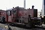 """Gmeinder 5059 - DB """"323 654-4"""" 10.01.1990 - Bremen, AusbesserungswerkNorbert Lippek"""