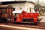 """Gmeinder 5061 - DB """"323 655-1"""" 14.07.1975 - Tauberbischofsheim, BahnhofMathias Lauter"""