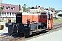 """Gmeinder 5061 - VLTJ """"T 17"""" __.06.1989 - LemvigEdgar Albers"""