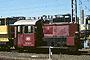 """Gmeinder 5062 - DB """"323 656-9"""" 15.07.1990 - Trier, BahnbetriebswerkFrank Becher"""