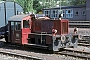 """Gmeinder 5062 - DB """"323 656-9"""" 16.05.1989 - Gerolstein, BahnhofIngmar Weidig"""
